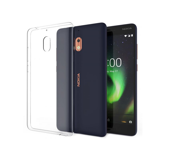 Back Case Nokia 2.1 DS Clear