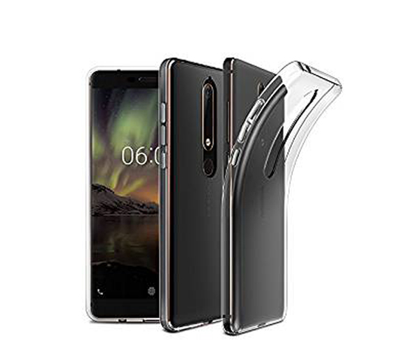 Back Case Nokia 6.1 DS Clear