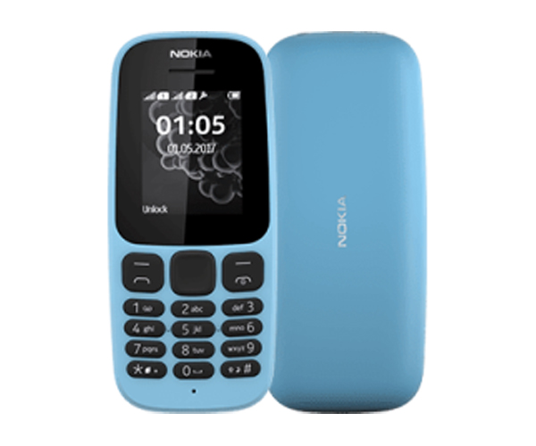 Nokia 105 Single SIM ( 2017 )